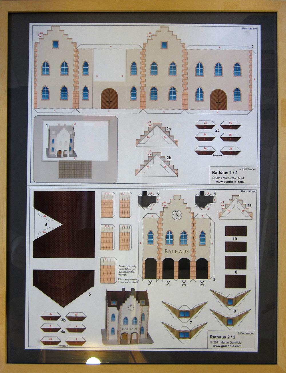 martin gumhold papiermodelle card models paper models. Black Bedroom Furniture Sets. Home Design Ideas